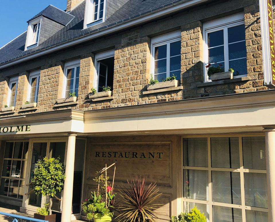 Un hôtel de charme <br> <span>Aux portes du Mont-Saint-Michel</span>